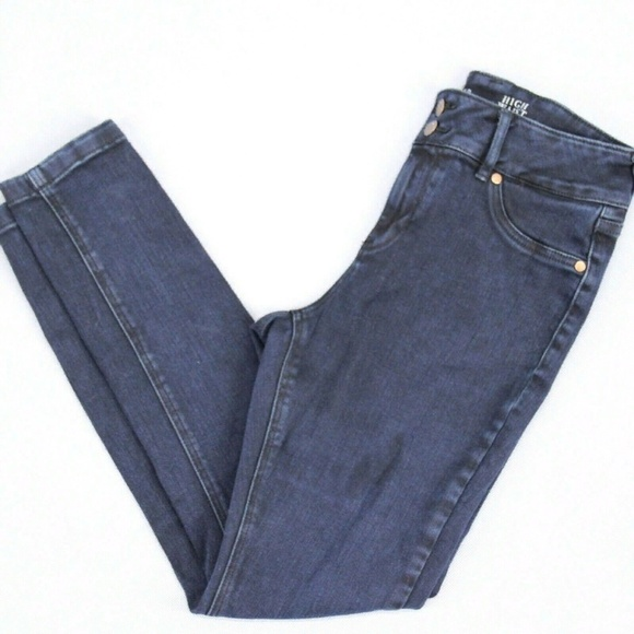 The Limited Denim - The Limited Womens Skinny Jeans Denim